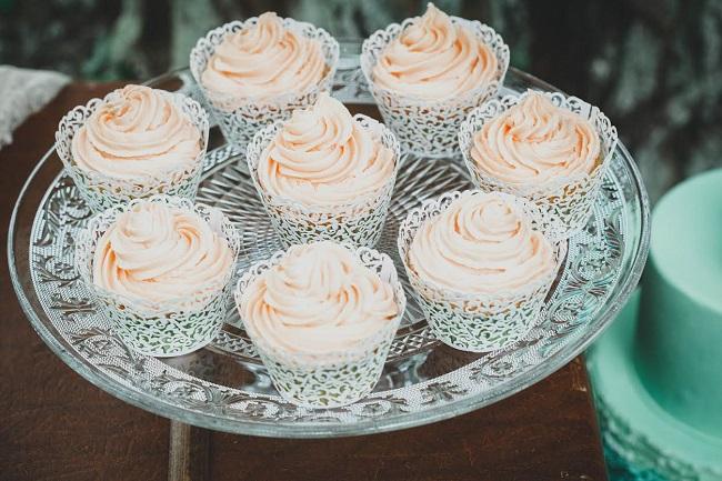 shooting inspiration cupcakes mariage