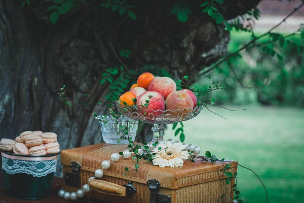 shooting inspiration sweet table mariage