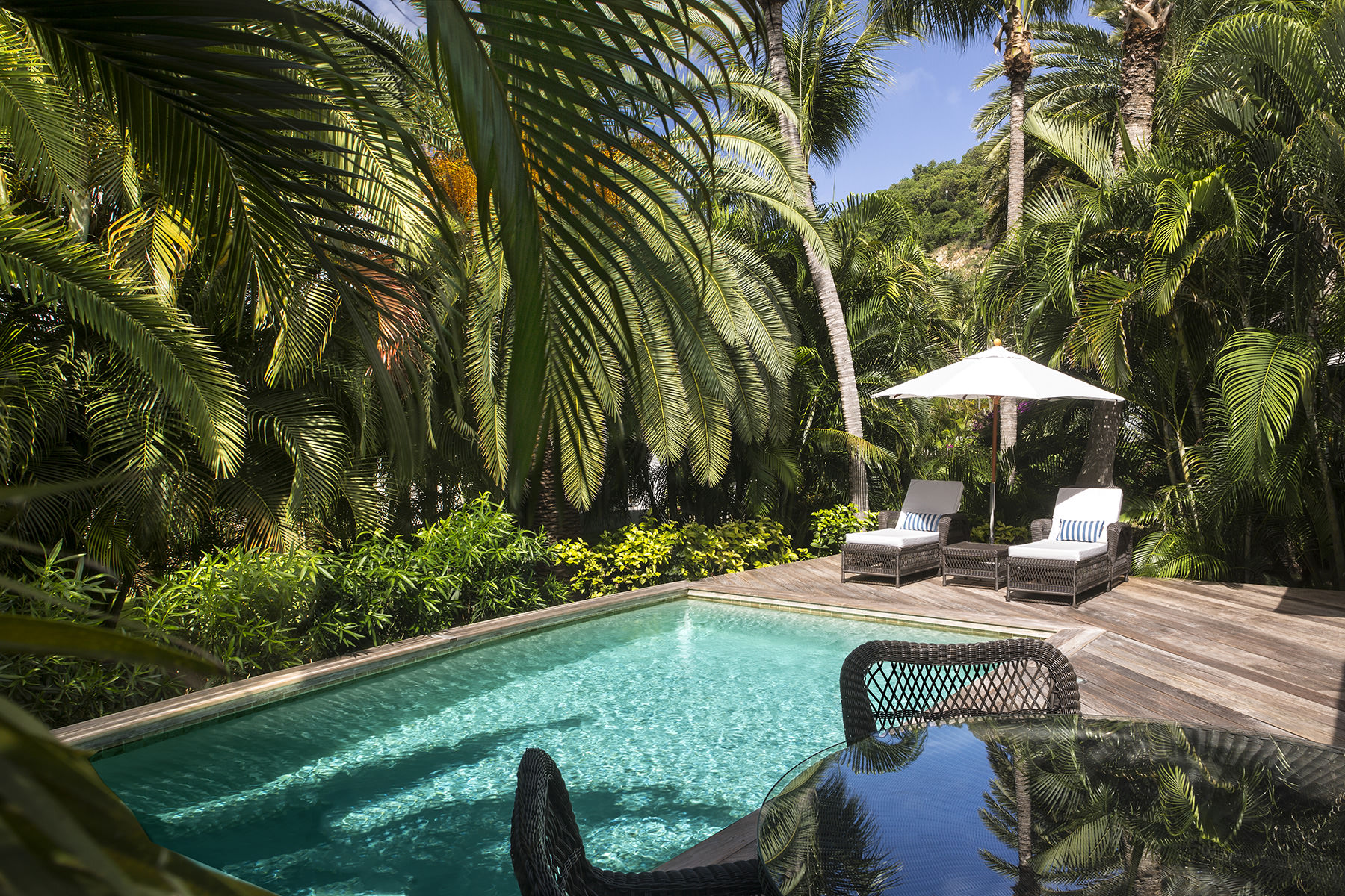 suite tropical cheval blanc