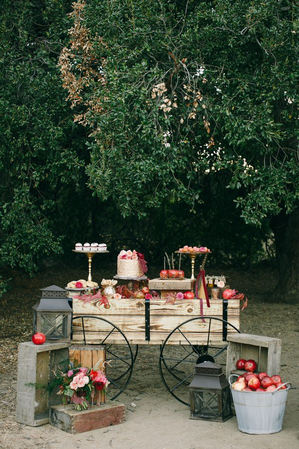sweet table mariage pique nique