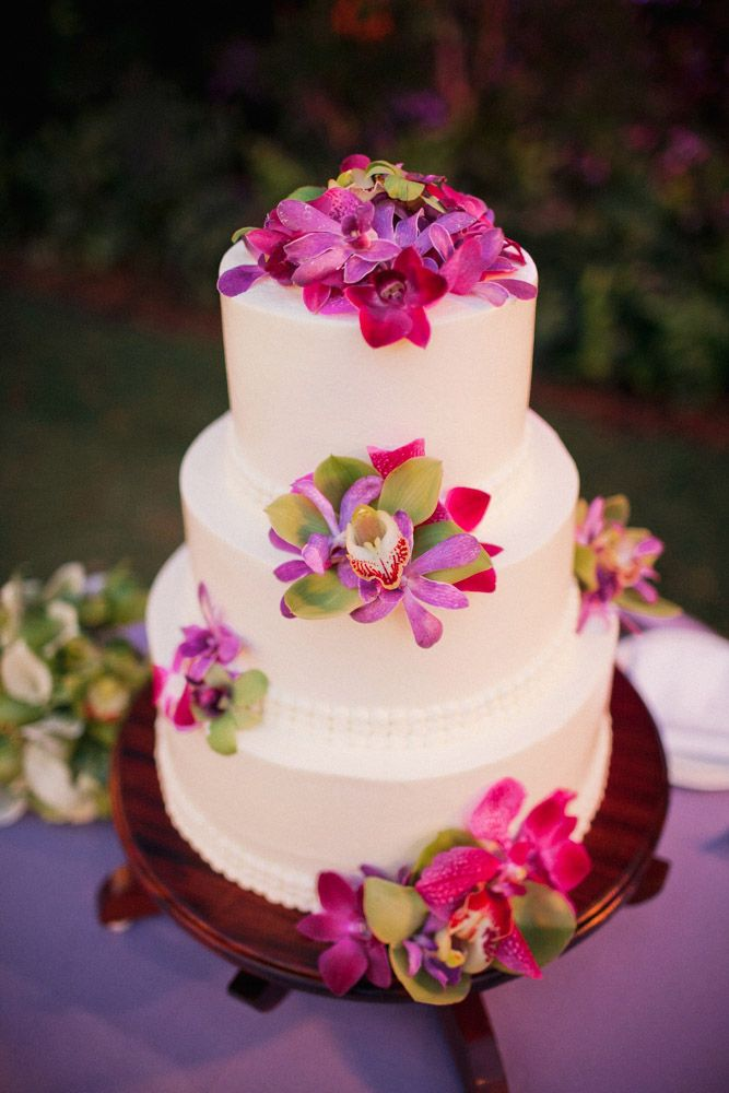 hawaiian wedding cake designs 8 belles raisons de se marier sur le th 232 me hawa 239 en 15110