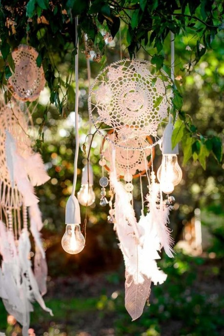Decoration 1 mariage Peace and Love