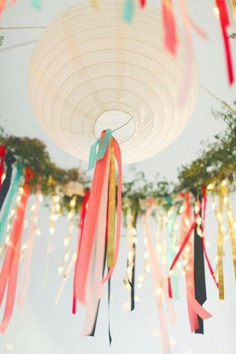 Decoration mariage Peace and Love