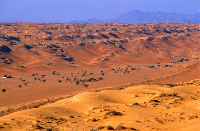 Desert de Wahiba