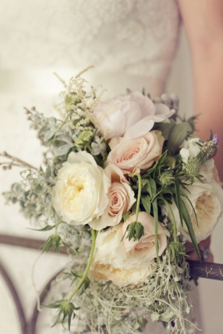 Fleurs Downton Abbey