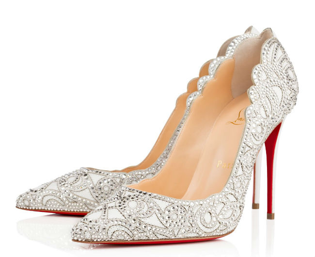 louboutin special mariage