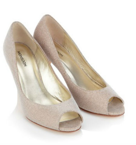 4cdbbe14f70 Chaussures Ouvertes Mariage