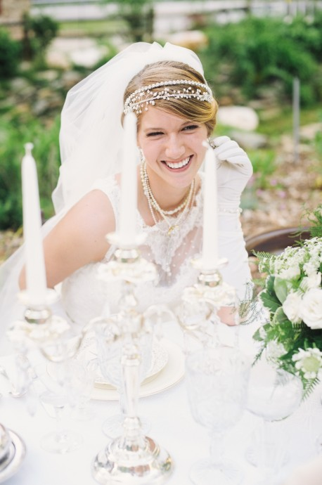 Mariee 3 mariage Downton Abbey