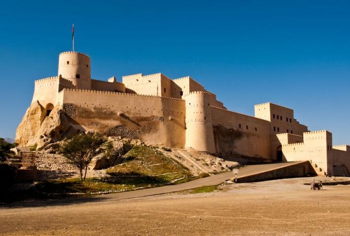 Nakhal Fort © OT Oman