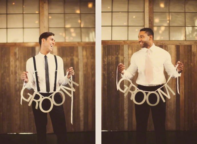 Photo mariage homosexuel 3 Clane Gessel