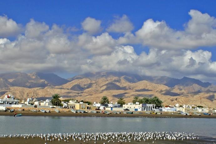 Quriyat, Muscat ©Sultanat d'Oman