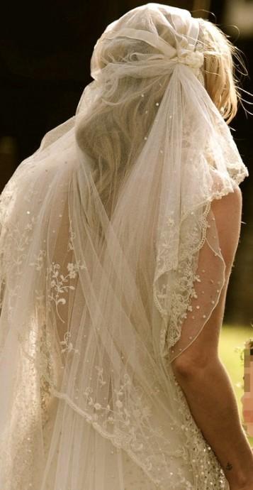 Voile mariage Downton Abbey