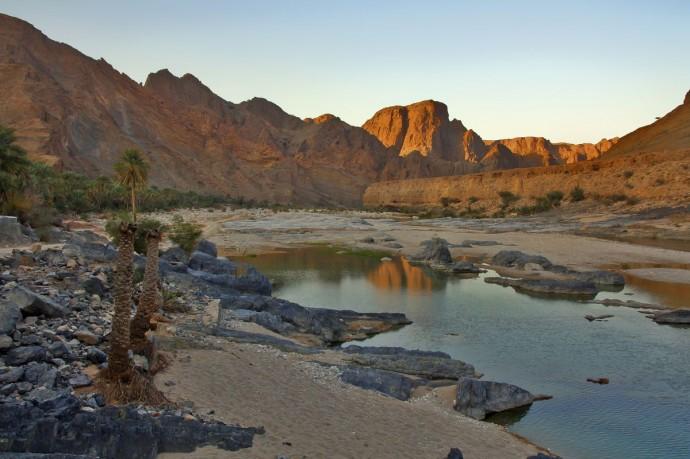 Wadi Al Arbiyeen, Quriyat, Muscat ©Sultanat d'Oman