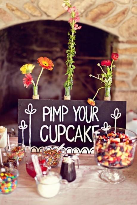 bar a cupcake