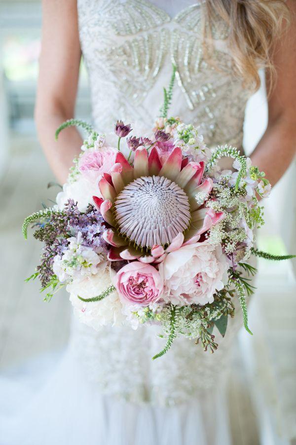 Maxi Fleur Au Coeur De Mon Bouquet De Mari E Pourquoi Pas
