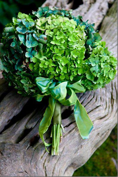 bouquet de mariee mariage vert 3
