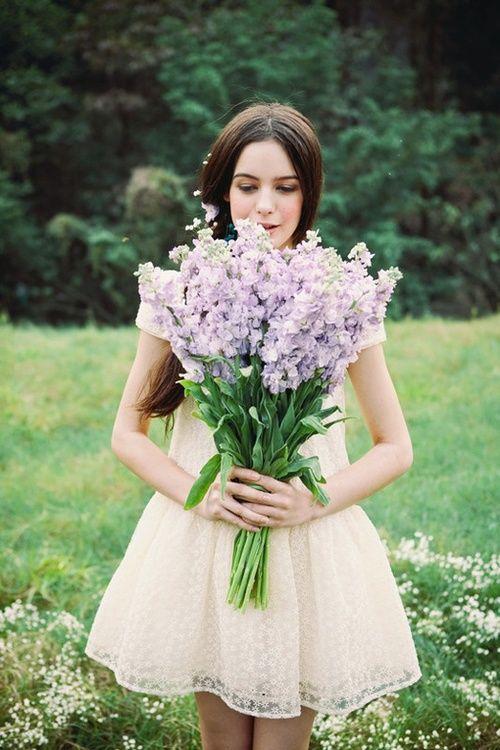 bouquet de mariee nature