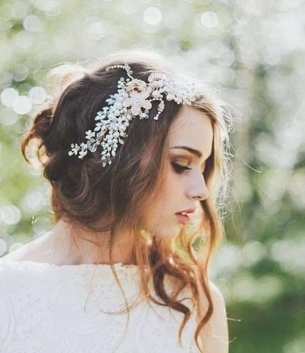 couronne de fleur bijoux