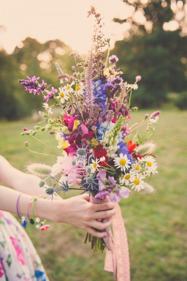 grand bouquet champetre