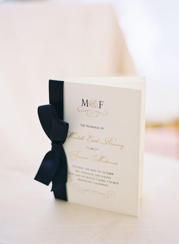 invitations de mariage noeud marine