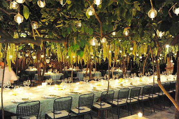 tables longues-mariage-leds