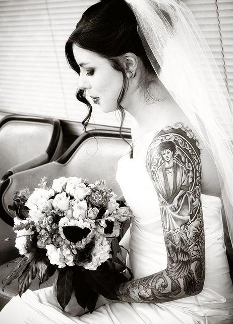 mariee tatouee (1)
