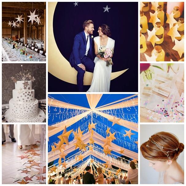 Mon mariage la t te dans les toiles - Theme mariage 2018 ...