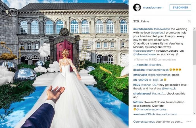 news il photographie sa fiancee devant lautel