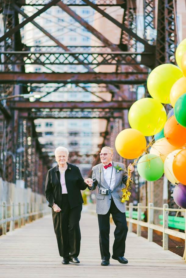 nina et gramps photo la haut 61 ans de mariage 1