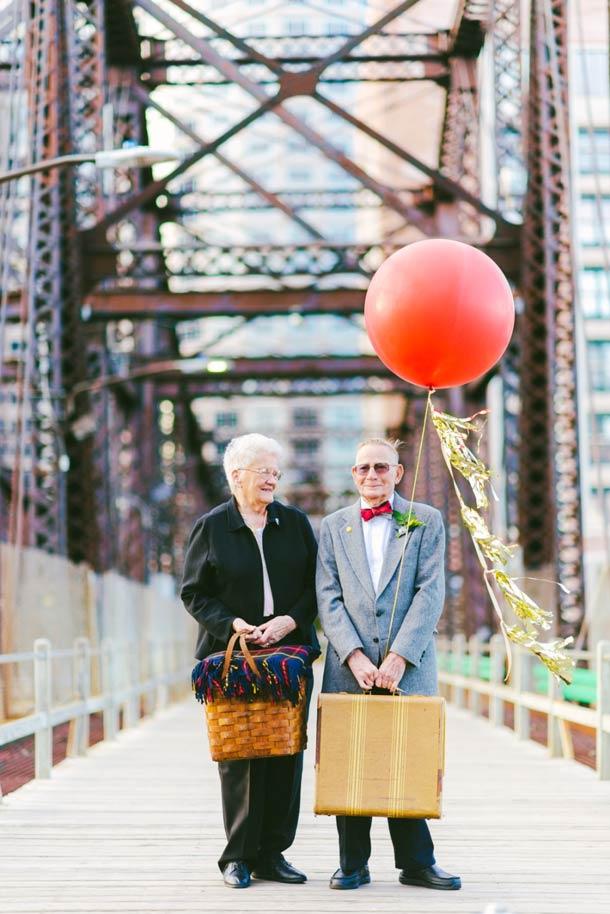 nina et gramps photo la haut 61 ans de mariage 13
