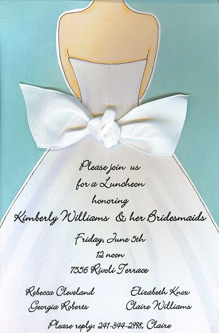 noeud invitations de mariage