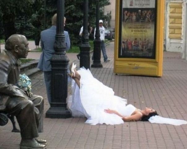 photo mariage fun 27