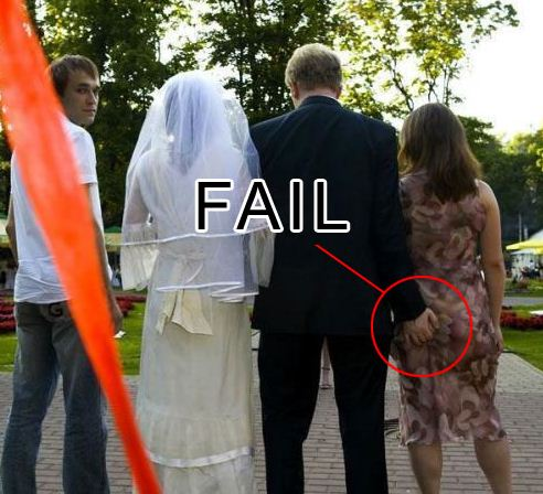 photo mariage fun 31
