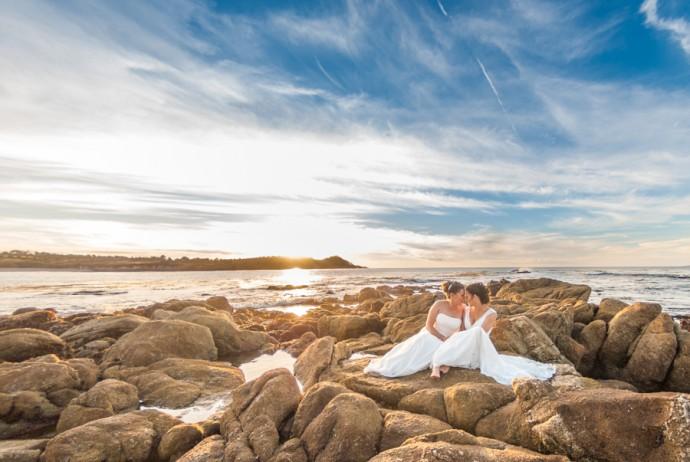 photo mariage homosexuel 18 Lisa Robinson Photography