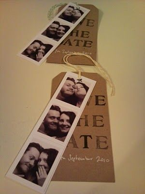 photobooth invitations mariage