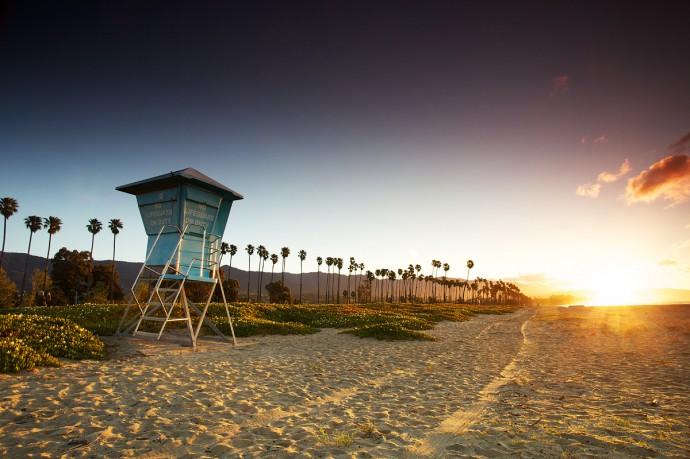 plage californie