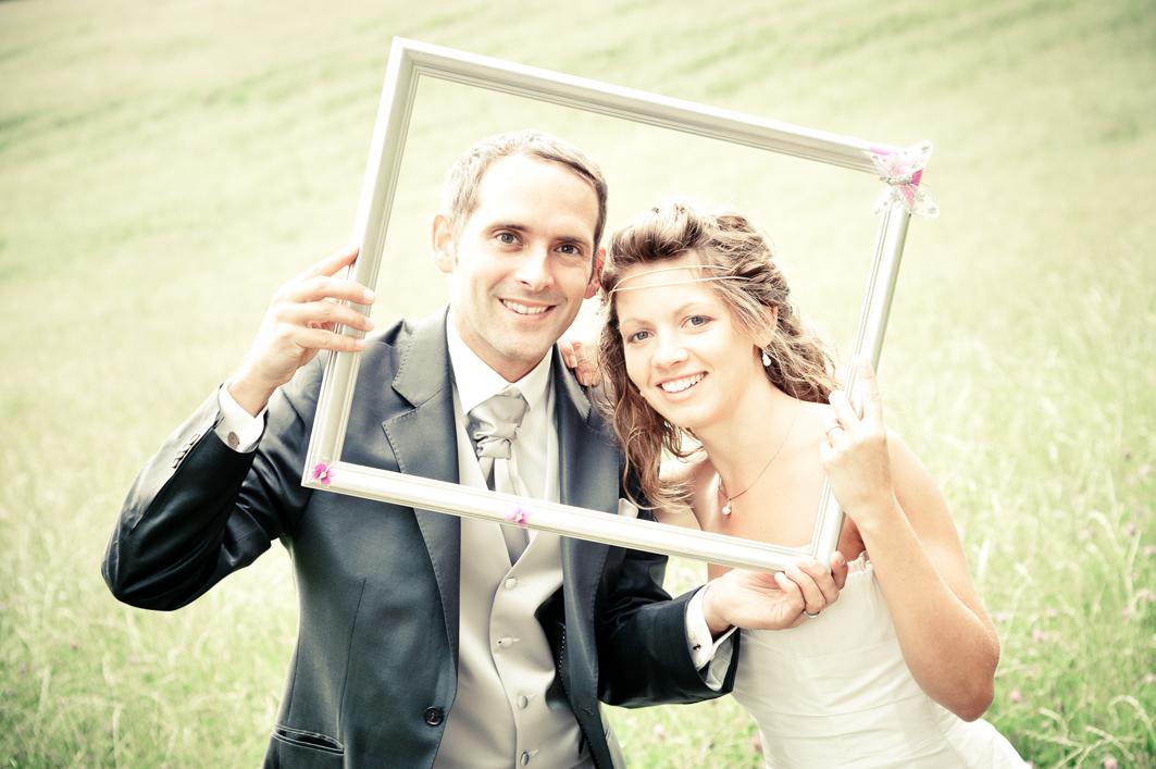 portrait - portrait des mariés