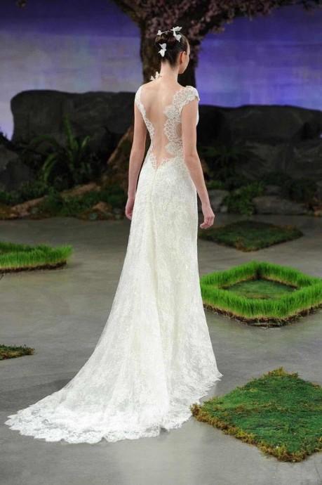 robe de mariée de l'annee Ines Di Santo 2016