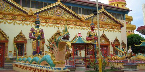 temple malaisie kuala lumpur