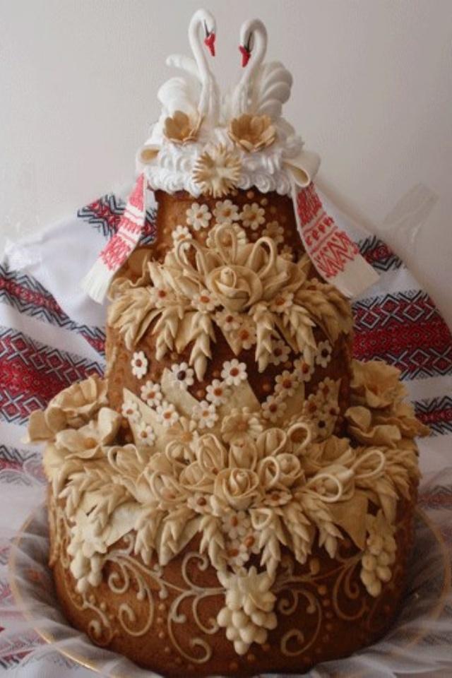 Gateau de mariage Ukraine