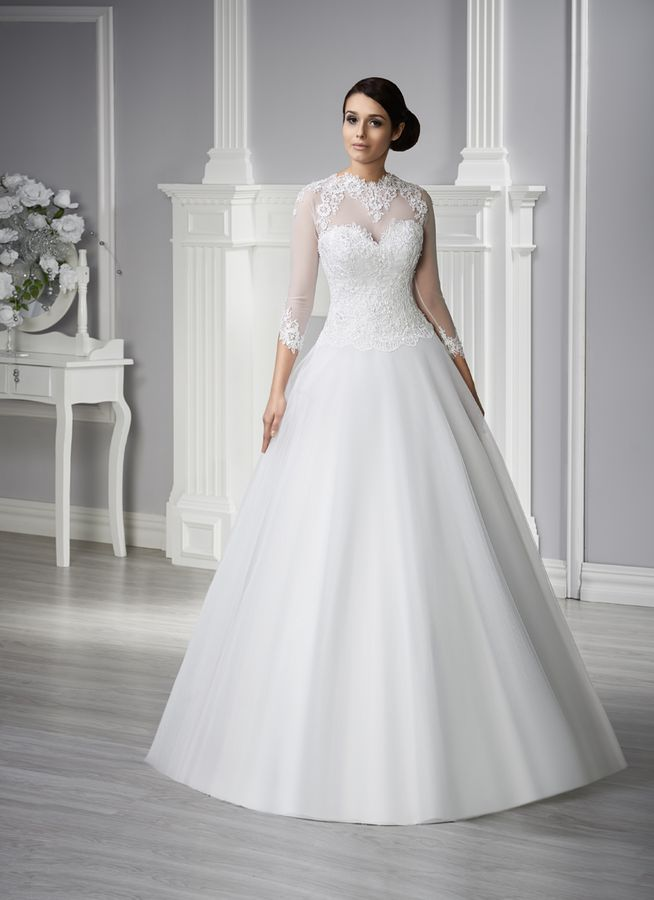 Robe de mariée Nadia par MS Moda collection 2015 - Robes - Mariage ...