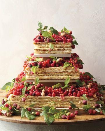 Wedding cake italien