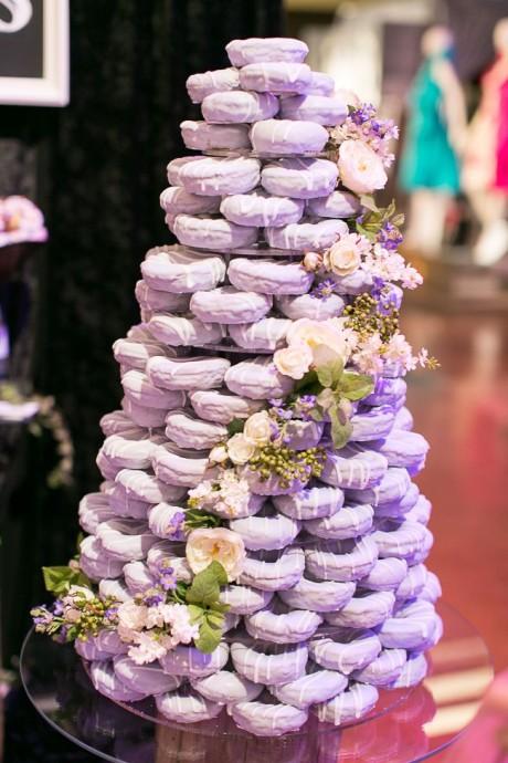 De la lavande, et du violet pour un mariage complètement punchy !