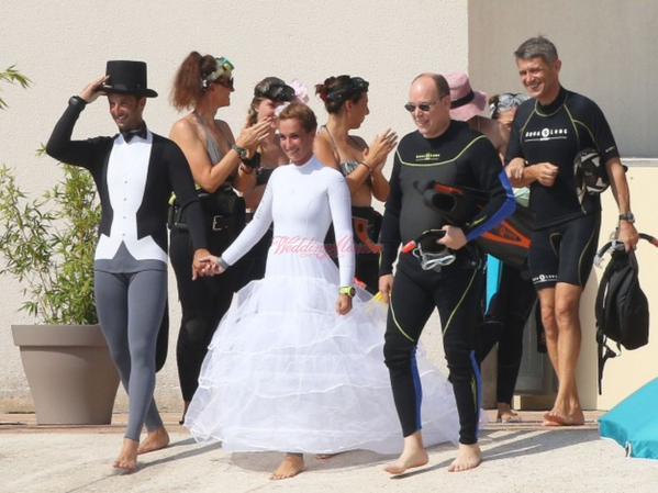 mariage de Pierre Frolla