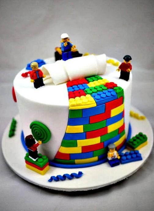 mariage gateau lego inspiration