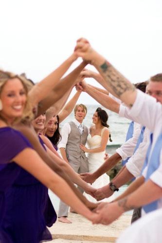 soyez fun pour votre mariage