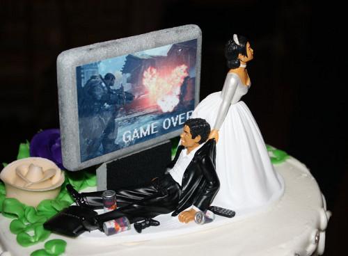 wedding cake bizarre 10