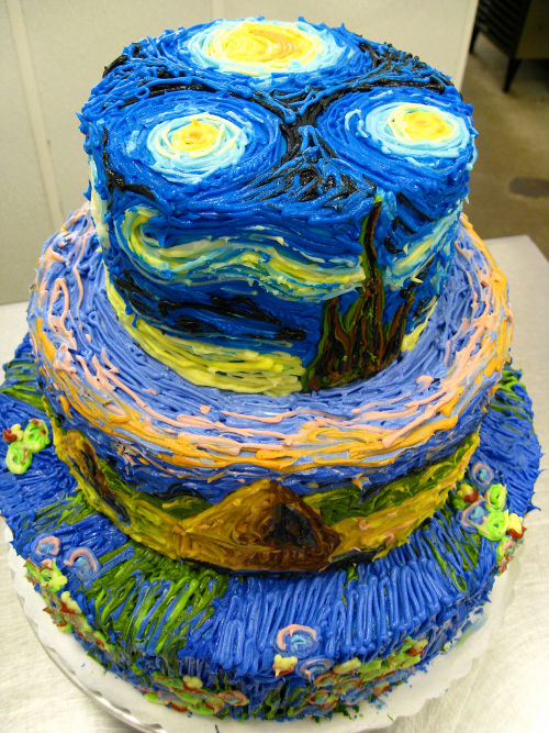 wedding cake bizarre 11