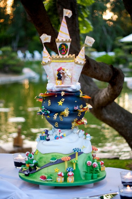 wedding cake bizarre 12