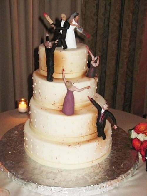 wedding cake bizarre 2